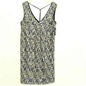 Vince Camuto Cocktail Dress Size 4 Sequined